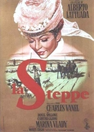 La steppa - French Movie Poster (xs thumbnail)