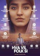 Hva vil folk si - Norwegian Movie Poster (xs thumbnail)