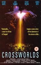 Crossworlds - British Movie Poster (xs thumbnail)