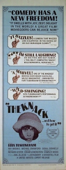 The Knack ...and How to Get It - Movie Poster (xs thumbnail)