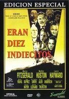 And Then There Were None - Argentinian Movie Cover (xs thumbnail)
