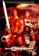 """Conan"" - Spanish DVD movie cover (xs thumbnail)"