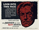 The Masque of the Red Death - Theatrical movie poster (xs thumbnail)