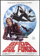 Sfida sul fondo - Italian Movie Poster (xs thumbnail)