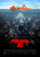 Piranha - Turkish Movie Poster (xs thumbnail)