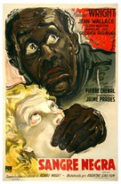 Native Son - Argentinian Movie Poster (xs thumbnail)