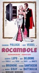 Rocambole - Italian Movie Poster (xs thumbnail)