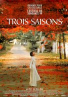 Three Seasons - French poster (xs thumbnail)