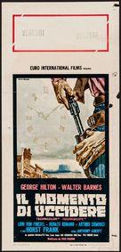 Il momento di uccidere - Italian Movie Poster (xs thumbnail)