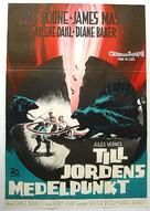 Journey to the Center of the Earth - Swedish Movie Poster (xs thumbnail)
