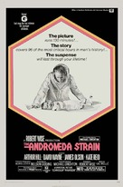 The Andromeda Strain - Movie Poster (xs thumbnail)