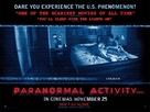 Paranormal Activity - British Movie Poster (xs thumbnail)