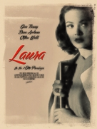 Laura - French Re-release movie poster (xs thumbnail)