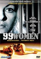 99 mujeres - DVD cover (xs thumbnail)