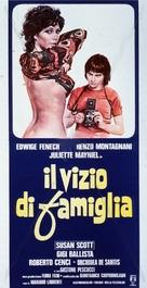 Il vizio di famiglia - Italian Movie Poster (xs thumbnail)