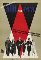 All About Eve - Swedish Movie Poster (xs thumbnail)