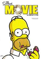 The Simpsons Movie - Canadian DVD cover (xs thumbnail)