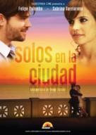 Solos en la ciudad - Argentinian Movie Poster (xs thumbnail)