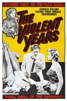 The Violent Years - Movie Poster (xs thumbnail)