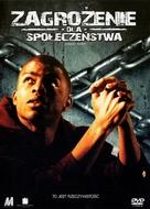 Menace To Society - Polish Movie Cover (xs thumbnail)