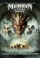 Merlin and the War of the Dragons - Czech Movie Cover (xs thumbnail)