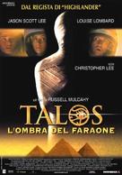 Tale of the Mummy - Italian Movie Poster (xs thumbnail)