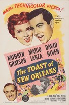 The Toast of New Orleans - Movie Poster (xs thumbnail)
