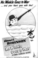 Mr. Winkle Goes to War - poster (xs thumbnail)