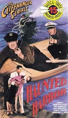 Haunted Harbor - VHS cover (xs thumbnail)