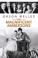 The Magnificent Ambersons - Movie Cover (xs thumbnail)