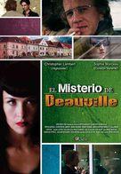 Disparue de Deauville, La - Mexican Movie Poster (xs thumbnail)
