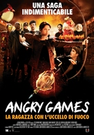 The Starving Games - Italian Movie Poster (xs thumbnail)