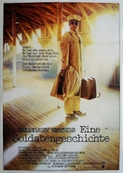A Soldier's Story - German Movie Poster (xs thumbnail)