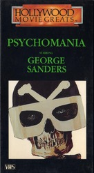 Psychomania - VHS cover (xs thumbnail)
