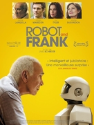 Robot & Frank - French Movie Poster (xs thumbnail)
