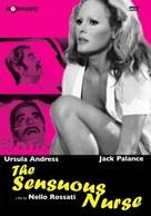 L'infermiera - DVD movie cover (xs thumbnail)