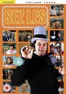 """""""Sez Les"""" - British DVD cover (xs thumbnail)"""