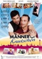 Männer zum knutschen - German Movie Poster (xs thumbnail)