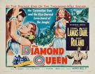 The Diamond Queen - Movie Poster (xs thumbnail)