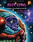 Killer Klowns from Outer Space - Canadian Blu-Ray movie cover (xs thumbnail)
