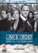 """Law & Order: Special Victims Unit"" - British Movie Cover (xs thumbnail)"