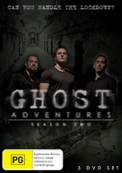 """Ghost Adventures"" - Australian DVD movie cover (xs thumbnail)"