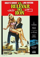 Boulevard du rhum - Spanish Movie Poster (xs thumbnail)