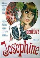 Les demoiselles de Rochefort - Italian Movie Poster (xs thumbnail)