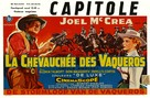 Cattle Empire - Belgian Movie Poster (xs thumbnail)