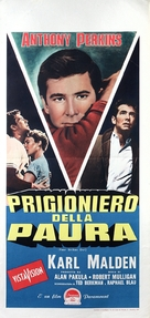 Fear Strikes Out - Italian Movie Poster (xs thumbnail)