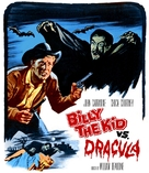 Billy the Kid versus Dracula - Blu-Ray movie cover (xs thumbnail)
