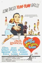Under the Yum Yum Tree - Theatrical movie poster (xs thumbnail)