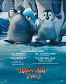 Happy Feet Two - For your consideration movie poster (xs thumbnail)