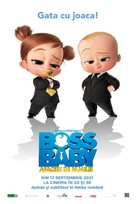 The Boss Baby: Family Business - Romanian Movie Poster (xs thumbnail)